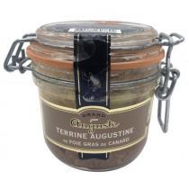 Grand Auguste - Terrine Augustine au Foie Gras - Foie gras - 200g