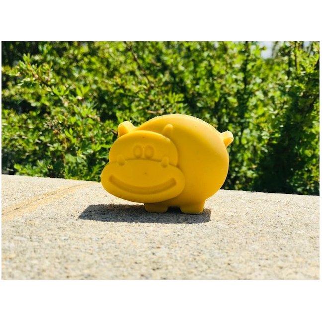 Hello my bio - Savon bout'chou Hippopotame Jaune - Savon - 0.080