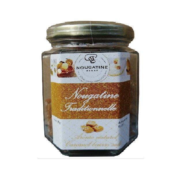 Idéal Croquembouche - Carrés de nougatine caramel beurre salé - Confiserie