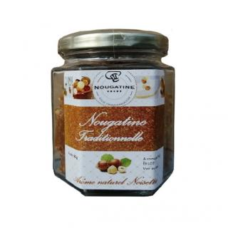 Idéal Croquembouche - Carrés de nougatine noisettes - Confiserie