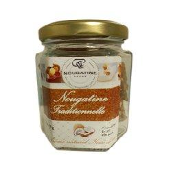 Idéal Croquembouche - Carrés de nougatine noix de coco - Confiserie
