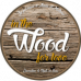 In The Wood For Love - Logo