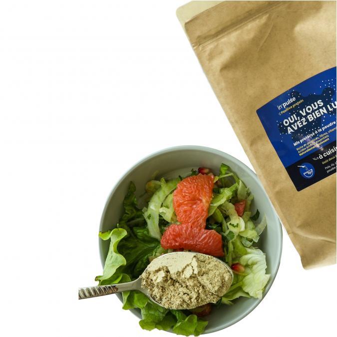 Inpulse protein - Mix protéiné à la poudre de grillon - complément alimentaire