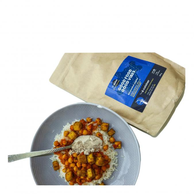 Inpulse protein - Mix protéiné aux super plantes - complément alimentaire