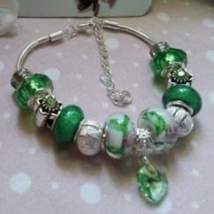"Catherine LEDOUX - Bracelet charms ""l'esperance"" - Bracelet - Acier"