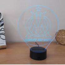 JNB-Maker Artisan Laseriste - Lampe Led Club de Foot - Lampe de table - 4668ampoule(s)