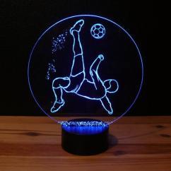JNB-Maker Artisan Laseriste - Lampe Led Foot Retourné - Lampe de table - 4668ampoule(s)