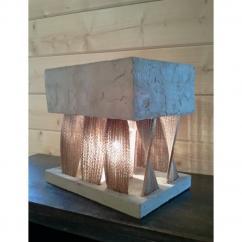 Joli Carton - Block - Lampe de table - 1ampoule(s)