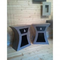 Joli Carton - Celrom - Table de chevet
