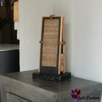 Joli Carton - Douline - Lampe de table - 1ampoule(s)