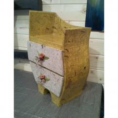 Joli Carton - Florane - Boîte à bijoux