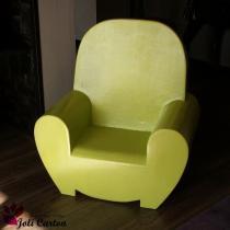 Joli Carton - Green club - Fauteuil - Carton