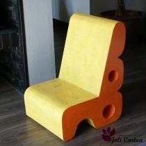 Joli Carton - Kary - Fauteuil - Carton