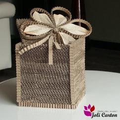 Joli Carton - Pétale - Lampe de table - 1ampoule(s)