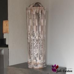 Joli Carton - Pise - Lampe de table - 4668ampoule(s)