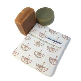 JUAT Eco Friendly - Pochette à savon - Pochette à savon