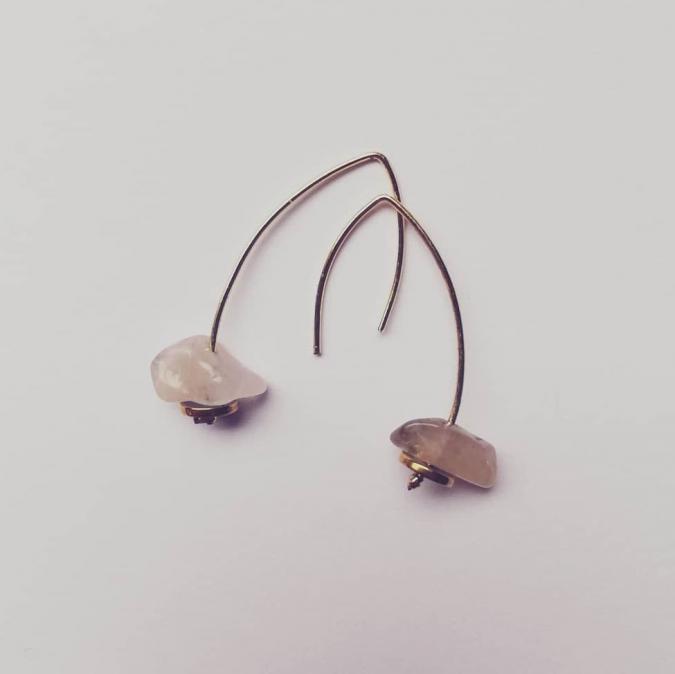 Judyte - Boucles LORA - Boucles d'oreille - argent
