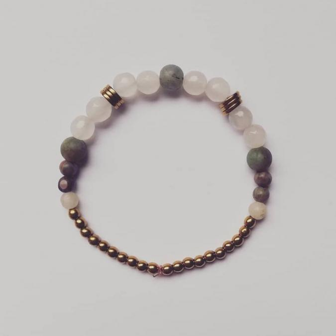 Judyte - Bracelet LUNA - Bracelet - Autre