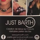 Just-Barth - Création de Bijoux