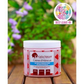 Kalia Nature - Crème D'Hibiscus - Soin Multi-Usages - 200 ml - Soin pour les cheveux - 0.400