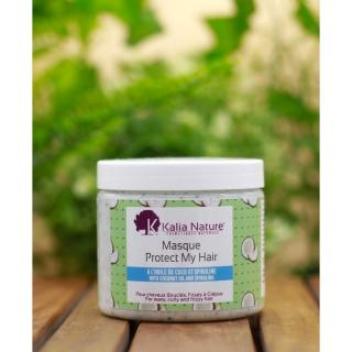 "Kalia Nature - Masque Capillaire Protect My Hair ""Coco/Spiruline"" - 200 ml - Soin pour les cheveux - 0.300"