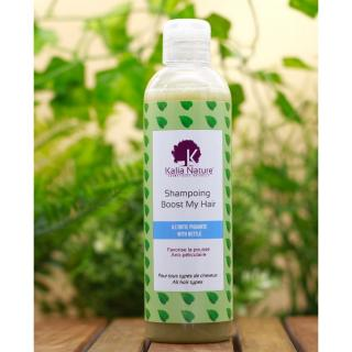 Kalia Nature - Shampoing BOOST MY HAIR À L'Ortie Piquante -200 ml - Shampoing - 0.450