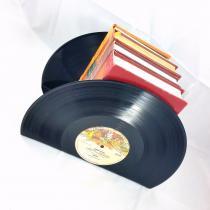 Karteko - Serre-livres en vinyle recyclé - Serre-livre
