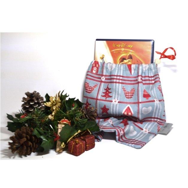 KeinuOna - Pochon cadeau Taille M - Dancer - Emballage réutilisable