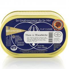 KERBRIANT - Thon à l'Escabèche - Conserve et soupe de poisson