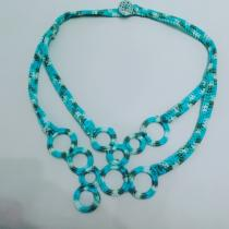 Kharynel Creation - Collier crochet - Collier - Coton