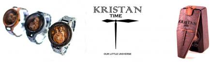 KRISTAN TIME - Amazing wooden watches.