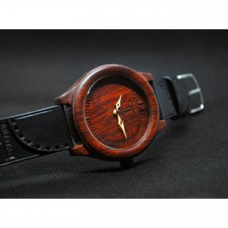 KRISTAN TIME - IRONWOOD - Montre