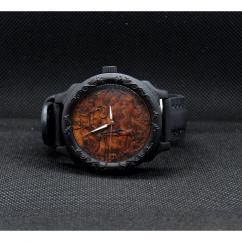 KRISTAN TIME - Noir bois GRENADIL - Montre