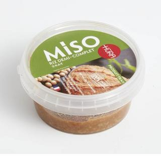 Kura de Bourgogne - Miso Moyen de Riz et Soja Jeune (10mois)-250g - Miso