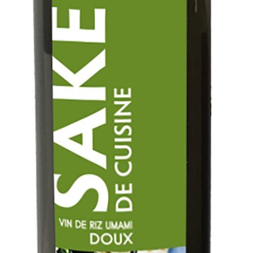 Kura de Bourgogne - Saké de cuisine (Vin de riz) DOUX 9° - 18,7cl - Condiments et sauces - 4668