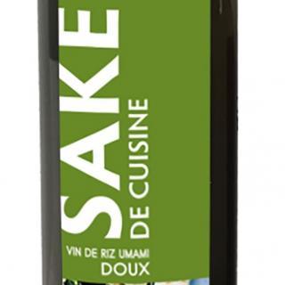 Kura de Bourgogne - Saké de cuisine (Vin de riz) DOUX 9° - 37,5cl - Condiments et sauces - 4668