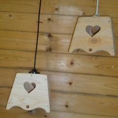 L'atelier de Vany - LUMINAIRE - Lustre - ampoule(s)