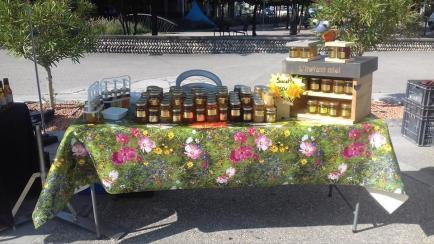 L'instant miel - Vente de miel issu d'apiculture raisonnée