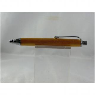 La boutique artisanale - Crayon d'artisan en pau amarillo - Stylo à bille