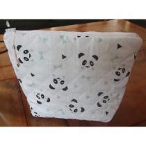 La Boutique de Margot pour les enfants - Trousse de toilette - Baby pandas - Trousse de toilette