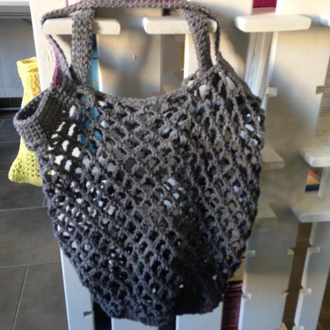 La Fée Crochette - Cabas Filet - Cabas