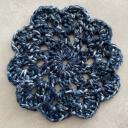 La Fée Crochette - Sous-Verres DENIM x4 - Sous-bock