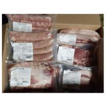 La Ferme de Grémi - Colis de Viande de Porc de Bayeux. 6Kg - Porc