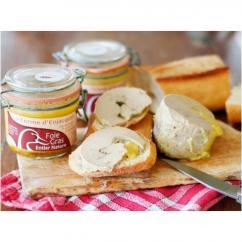 La Ferme d'Enjacquet - Foie gras de canard entier - Foie gras - 200 gr
