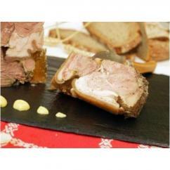 La Ferme d'Enjacquet - Jarret De Porc - Jarret de porc