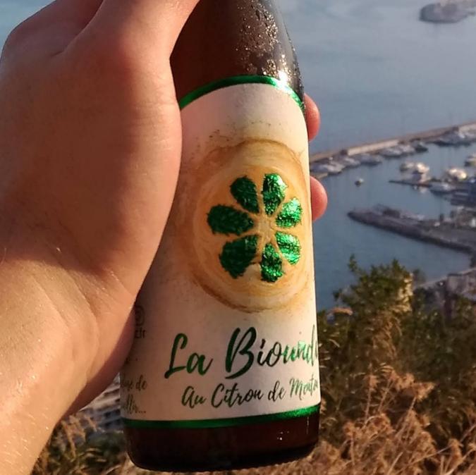 LA MENTOUNASC - La BIOUNDA pack de 6 - Bière - Blonde - Bouteille - 0.33L
