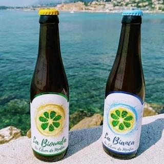 LA MENTOUNASC - Pack Mix 6 bières au citron de Menton IGP - Bière - Blonde - Bouteille - 0.33L
