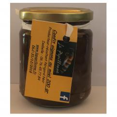 La papillonne - Confit d'oignon au miel - 200 gr - Confit d'oignon