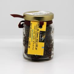 La papillonne - Confit de figues au miel - Confit de figues
