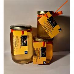 La papillonne - Miel d'acacia - 1 kg - Miel - 1